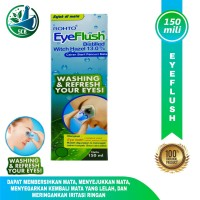 Rohto Eye Flush / Rohto Eyeflush 150 ml - Cairan Steril Pencuci Mata