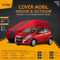Sarung Mobil Outdoor Suzuki Splash Yaris Autonet Cover warna anti air