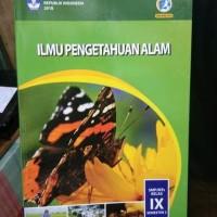 Buku paket IPA kelas 9 smp semester 2