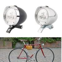 Lampu Sepeda Onthel / Lampu LED Sepeda Jadul / Bicycle Retro Vintage -