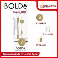 BOLDe SUPER MOP HANDLE SET TONGKAT PEL [ORIGINAL 100%] - BEIGE