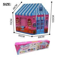 Mainan Tenda Anak 995-7070A Rumah Rumahan Candy House