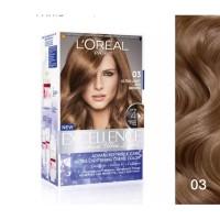 L'Oreal Paris Fashion Ultra Light - Hair Color #03 Ash Brown