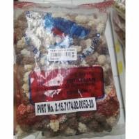 Maleo Kacang Goyang Putih Coklat 400gr Oleh-Oleh / Jajanan Khas Manado