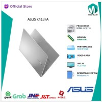 ASUS VIVOBOOK 14 Asus K413FA -i3 10110U 8GB 512ssd MX350 2GB W10 14