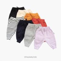 Hey Baby Playtime Jogger Pants Celana Bayi