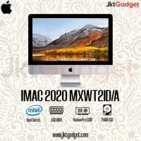 APPLE iMac 2020 MXWT2ID/A i5 Gen10 6-CORE 8GB 256GB RADEON PRO 5300