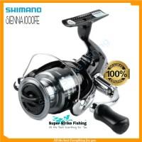 Reel Pancing Spinning Shimano Sienna 1000 fe 1+1BB Original Murah