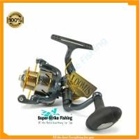Best Strike! Reel Pancing Spinning Terbaru Loomis Tenacity TC 2000 8BB