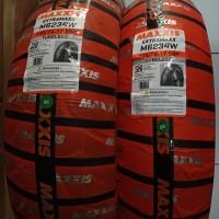Ban Maxxis supermoto Ring 17 Lebar 120-70 & 140-70 Satu pasang
