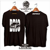 Kaos Baju Mobil Honda Brio Jdm Racing Otomotif - Gilan Cloth