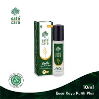 Safe Care Minyak Kayu Putih Euca Aromatherapy Roll On 10 ml
