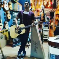 Gitar Akustik Original SAMICK GREG BENNET Greg Bennet D310N