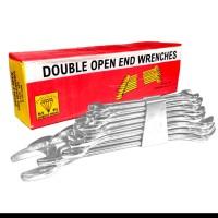 DIAMOND Kunci Pas 8 Pcs 6 - 22 Open End Wrench set