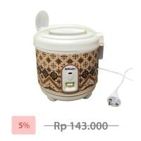 MIYAKO Rice Cooker Magic Com MINI PSG-607 0,6 Liter Penanak Nasi Kecil