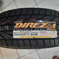 Ban Dunlop Direzza 205/45/R17