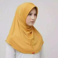 Jilbab Instan Bergo Zoya Marsha HB Casual Kerudung Zoya HEIQ Tech