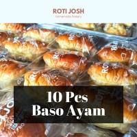 Roti Baso Ayam 10 Pcs - Roti Josh