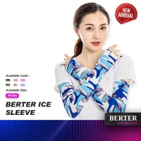 BERTER Arm Ice Sleeve Cool Manset Tangan Pelindung Lengan Premium Silk