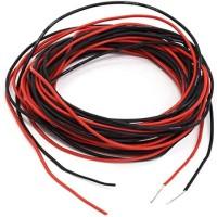 ECERAN 1 meter MERAH 20AWG 20 AWG kabel silikon silicone wire