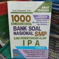 1000 Bank Soal Nasional SMP IPA