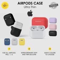 Airpods Case Pro 3 2 1 Ultra Thin Pouch Case Premium Quality Silicon