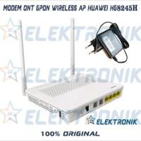 Modem GPON ONT Wireless AP Huawei HG8245H Gigabit