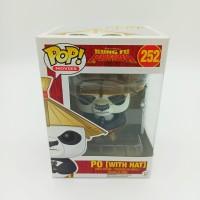 Funko Pop Kungfu Panda PO (with Hat) 6402