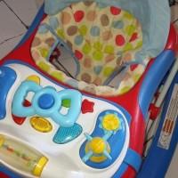Pliko Baby Walker Preloved Murah Oliviasiska11