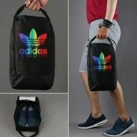 Tas Sepatu Bola Atau Futsal Grade Ori Adidas Rainbow