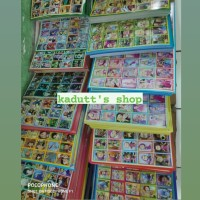 Poster Gambaran Kartun Kotak Anak Grosir Reseller Mainan Murah