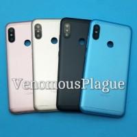 Back Casing Housing Belakang Backdoor Xiaomi Redmi 6 Pro / Mi A2 Lite