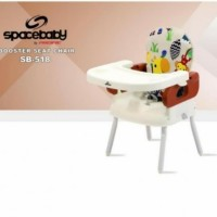 Booster Seat Spacebaby Kursi Makan Space Baby