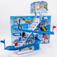 Mainan Anak Jolly Pinguin 587-2 - Track Racing Seluncur Pinguin