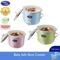 Baby Safe Slow Cooker | Baby Food Maker | Pembuat MPASI Bayi