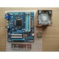 Paket Motherboard Gigabyte GA-B75M-D3H + Processor Intel Core i7-3770