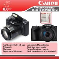 Jakarta Digital Canon Powershot Sx430 IS - WiFi