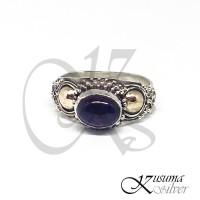 Cincin Ring Perak Silver Bali Jawan Batu Akik Permata Emas Gold 925