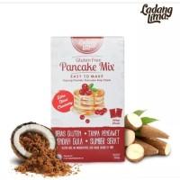 Ladang Lima Pancake Mix Gluten Free 220Gr - Tepung Pancake Mix