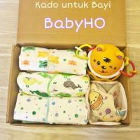 Kado Bayi- Parcel Bayi- Hampers Bayi- Kado Ibu Melahirkan- Baju Bayi B