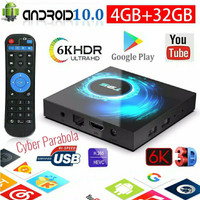 STB Android Box Smart TV T95 H616