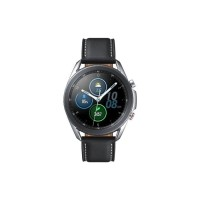 Samsung Galaxy Watch 3 45mm - Mystic Black/Silver - Garansi Resmi SEIN - Silver