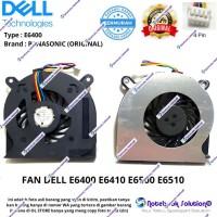 Fan Kipas Laptop Dell LATITUDE E6400 E6410 M2400 Series