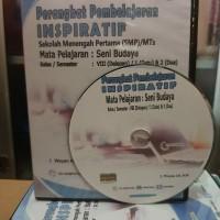 CD RPP K13 INSFIRATIF Versi 1 Lembar Mapel SENI BUDAYA VIII 8 SMP MTS