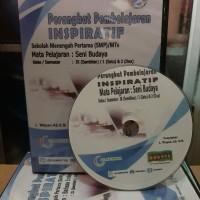CD RPP K13 INSFIRATIF Versi 1 Lembar Mapel SENI BUDAYA IX 9 SMP MTS