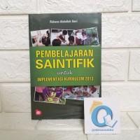 Buku Pembelajaran Saintifik untuk Implementasi Kurikulum 2013 ridwan