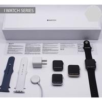 I Watch Series 3 42mm GPS - FULLSET - APPLE S3 42 mm iwatch seri - JKT