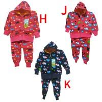 Sweater Jaket Baju Hangat Anak Bayi Setelan Import 06
