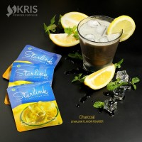 CHARCOAL Starlink no sugar 25 gr – bubuk minuman premium