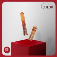 Premium Strap / Tali Jam Tangan Kulit Premium 20 mm - Coklat (Brown)